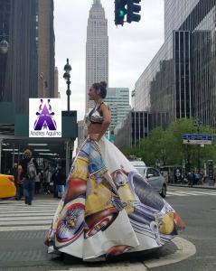 AndresAquino NYC fashion brand