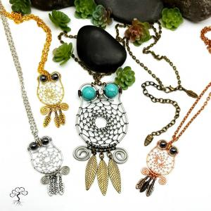 Dreaming Owls from Sonora Kay Creations