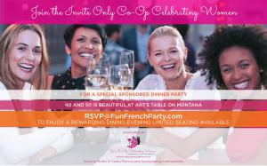 Come to Our Next Fun Santa Monica Party Celebrating Women Meet Like Minded Friends and Experience Life Differently