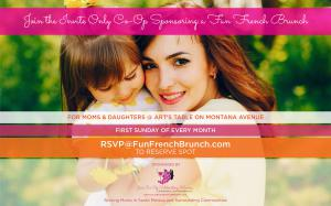 Mom Want to Spend Quality Time with Your Daughter? And Meet Like-Minded Friends Come to Our Fun Sponsored Party