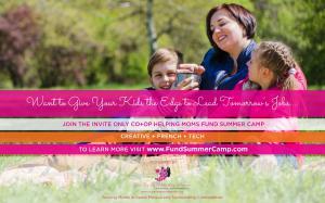 We Love to Help Kickass Moms Fund Summer Camp
