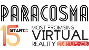 Paracosma 15 Most Promising logo