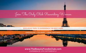 Men want to hit it out of the ballpark...Join The Club...We're helping fund gift 100 foodie trips to Paris