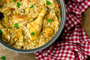What A Crock   Healthy Crockpot Meal