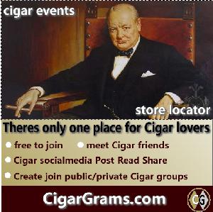 cigar social media app