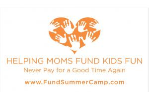Join L.A.'s Funnest Cause and Service Helping Moms Fund Summer Camp