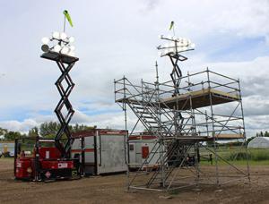 HART'S CSG – INTEGRATING GENERATOR, FUEL & STADIUM LIGHTING