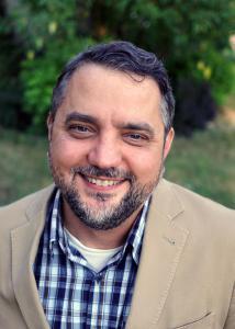 Design Center Marketing Director Chris Cornejo