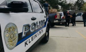 Klein ISD Police Department Holiday Heroes
