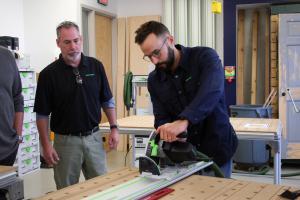 Steeve Cachelou FESTOOL tools expert 1