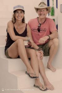 Milena and Phil Regos