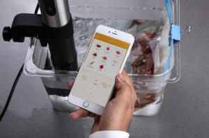 Surfit Sous Vide pairs with the Smart Life app, which is free and available for both Apple and Android users.