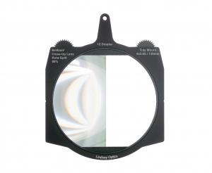 New Lindsey Optics Brilliant² Rota-Split +2 Diopter Split Field Close-Up Lens in Geared Rotating Tray