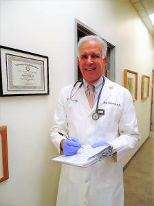 Dr Paul Norwood in Fresno California, Valley Endocrine Research