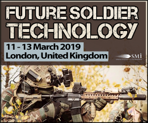 SMi's Future Soldier Technology 2019 Conference