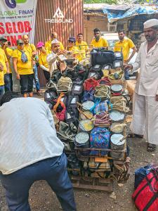 Sorting the Dabba's | Dabbawala | Trebound
