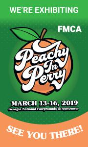 The founders of Defiance Tools are heading to Perry, Georgia for FMCA 2019!