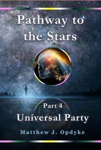 Space Opera Series by Matthew J Opdyke (SciFi & Fantasy Author)