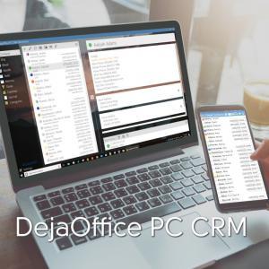 DejaOffice PC CRM Standalone