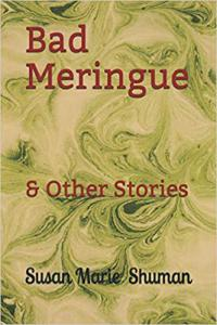 Book cover Bad Meringue & Other Stories